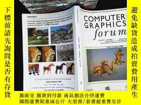二手書博民逛書店computer罕見graphics 【具體期數見圖】Y167411