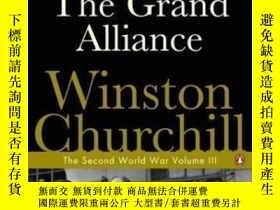 二手書博民逛書店The罕見Grand Alliance-大聯盟Y436638 Winston S. Churchill Pen