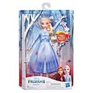【Hasbro 孩之寶】艾莎 冰雪奇緣歡 唱公主系列 HE6852