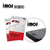 IMOS 疏水疏油 3SAS保護貼 APPLE/LG/小米手機糸列