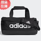 【現貨】Adidas LOGO (XS) 旅行袋 手提袋 健身 黑【運動世界】GN1925