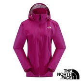 The North Face 女 DV 防水外套-酒紅紫 NF0A2UBBJD8-AA【GO WILD】
