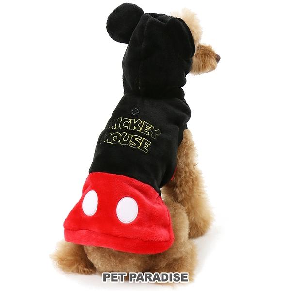 【PET PARADISE 寵物精品】Disney MICKEY法蘭絨變裝上衣 (3S) 狗衣服 寵物衣服 秋季新品