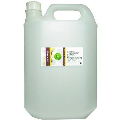 PL 活力複方按摩油 4Lt。Energetic Massage Oil
