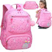 兒童背包小學生1-3-4-5-6年級日本一韓版校園護脊後包女童女孩 法布蕾輕時尚igo