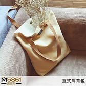 【帆布包】純棉 SHUOBU 帆布袋 側背包 肩背包/肩背+手提/卡其