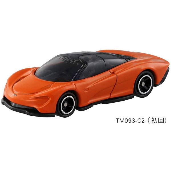 TOMICA NO.093 麥拉倫 Speedtail 初回TM093-C2多美小汽車