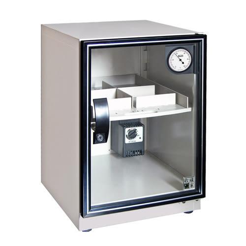 收藏家食藥級保存電子防潮櫃 DX-58W《46公升》全功能防潮櫃系列