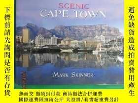 二手書博民逛書店英文書罕見SCENIC CAPE TOWN 硬精裝 發現之旅 南非開普敦 共124頁Y15969