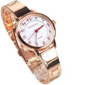 Daniel Wang 簡約城市風格 女錶 玫瑰金色 DW3139玫白 防水手錶