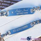 【Fulgor Jewel】不鏽鋼 客製...