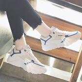 女生運動鞋春夏季女2020新款正韓學生百搭透氣休閒夏季天跑步小白鞋