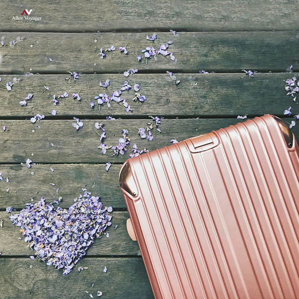 28吋 行李箱 旅行箱 PC金屬護角耐撞擊硬殼 奧莉薇閣 箱見恨晚 (加贈防塵套)