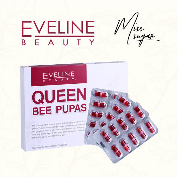 【Miss.Sugar】EVELINE BEAUTY 女皇蜂子減齡膠囊(30粒/盒) x 1盒【C000122】