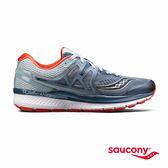 SAUCONY HURRICANE ISO 3 專業訓練鞋-黑x藍x橘紅
