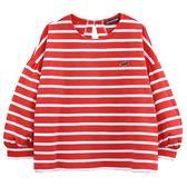 『小鱷魚童裝』落肩條紋上衣(08號~18號)534450