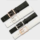 錶帶 適用CK手錶帶K2G211/231 K2Y211/236 K2Y2Y1/X1皮質錶帶男女款 5色
