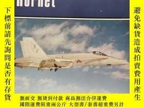 二手書博民逛書店F-18罕見HornetY25376 Don Linn Don Linn