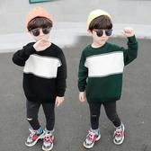 兒童毛衣 男童秋裝毛衣2019新款寶寶3時尚秋4冬季小童洋氣5兒童衣服潮6歲