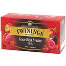 唐寧茶【Twinings】四紅果茶(2g...