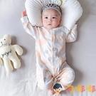 嬰兒哈衣春秋寶寶連身衣純棉新生兒外出爬服【淘嘟嘟】