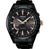 SEIKO精工 ASTRON GPS 鈦衛星定位太陽能腕錶-45mm 8X22-0AG0O(SSE113J1)