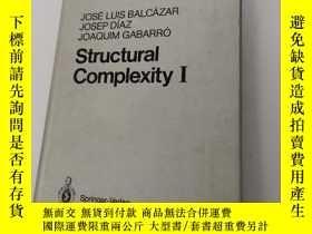二手書博民逛書店Structural罕見Complexity IY201150