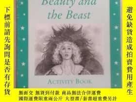 二手書博民逛書店英文書罕見Beauty and the Beast(共16頁)Y