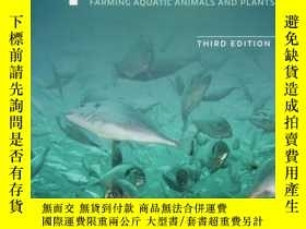 二手書博民逛書店Aquaculture:罕見Farming Aquatic An
