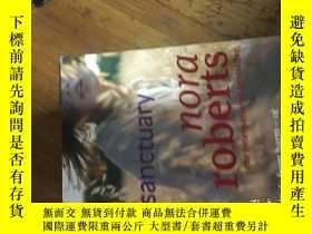 二手書博民逛書店sanctuary罕見nora robertsY16129 出版2010