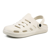 洞洞鞋 沙灘鞋 大頭鞋 夏拖鞋 韓版 防滑涼拖室外 包頭涼鞋