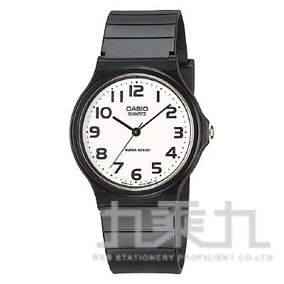 Casio Analog手錶 MQ-24-7B2LDF