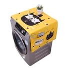 滾筒洗衣機罩冰箱蓋布防塵防曬罩雙開門冰箱床頭柜加厚棉麻蓋巾布 小山好物