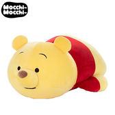 【日本正版】維尼 趴姿造型 絨毛玩偶 玩偶 Mocchi-Mocchi Winnie 小熊維尼 迪士尼 Disney - 212895