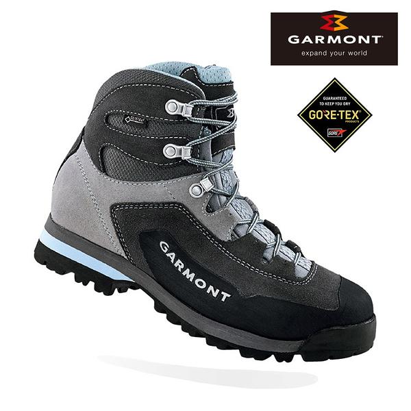 GARMONT 女款 Gore-Tex中筒戶外多功能登山鞋DRAGONTAIL HIKE II WMS 481017/612 / 城市綠洲 (防水、黃金大底)