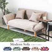 2人沙發 抱枕 沙發床 【M0017】KAN簡約現代雙人沙發 MIT台灣製  收納專科