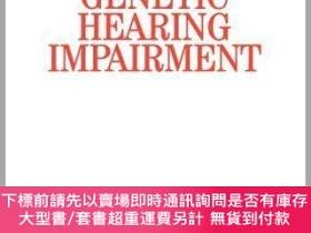 二手書博民逛書店預訂Developments罕見In Genetic Hearing Impairment V 1Y49292