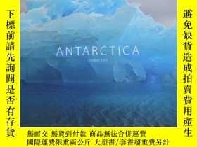 二手書博民逛書店Antarctica:罕見The Last Continent(