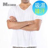 韓系超涼薄型耐洗排汗衫短袖男內衣【no90004】