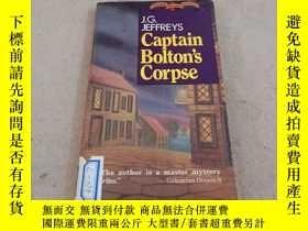 二手書博民逛書店Captain罕見Boiton s Corpse波頓上尉的屍體Y283241