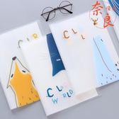 2枚入 A4文件夾插頁袋透明多層塑膠分頁手風琴包【奈良優品】