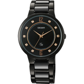 ORIENT 東方錶 晶鑽石英女錶-36mm FQC0J001B