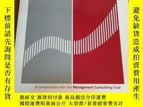 二手書博民逛書店Management罕見Consulting 1995: In