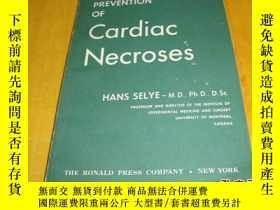 二手書博民逛書店Cardiac罕見Necroses (心臟壞死的化學預防法)Y2