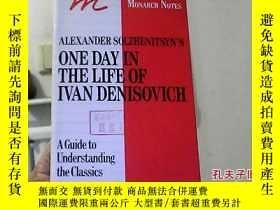 二手書博民逛書店Alexander罕見Solzhenitsyn s One Da