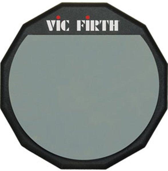 【金聲樂器廣場】美國品牌 VIC FIRTH PAD-6 彈性膠面( 6 吋單面) 打擊練習板/打點板/ 打擊板