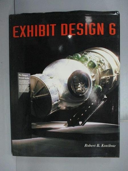 【書寶二手書T3/設計_PLV】Exhibit Design 6