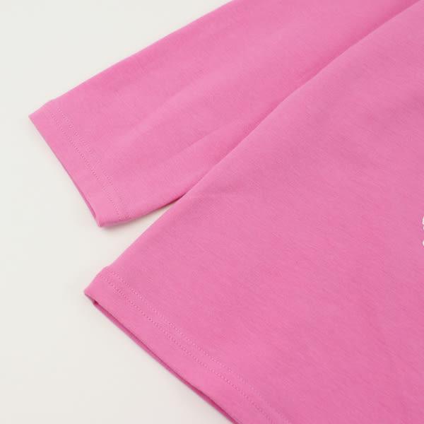【愛的世界】彈性圓領薄長袖T恤/S號-台灣製- ★秋冬上著