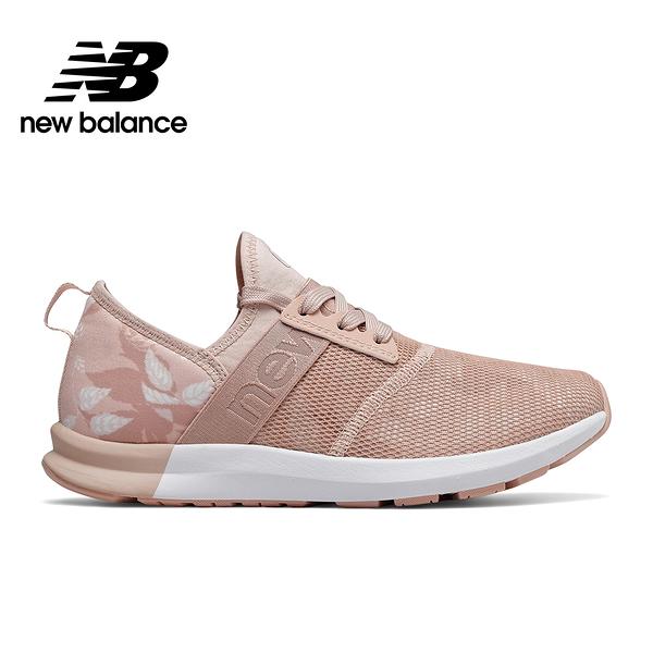 【New Balance】女子多功能訓練鞋 女性 粉紅 WXNRGLW-D楦