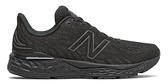 New Balance 女款黑色運動慢跑鞋-NO.W880B11